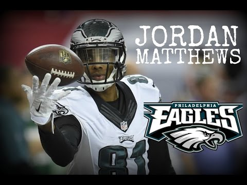 WR|| JORDAN MATTHEWS || EAGLES || 2016 HIGHLIGHTS