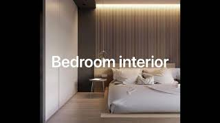Bedroom interior design 침실 인테리…