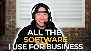All the Software I Use for My Business!   George Bryant