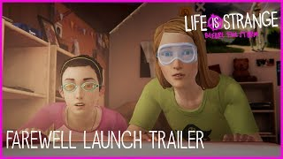 Life is Strange: Before the Storm - Farewell Launch Trailer [PEGI]