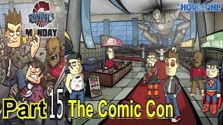 The Comic Con   Randal