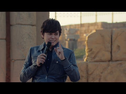 Joseph Prince - Looking To Jesus—The Key To Blessings And Victory (Live In Israel) - 5 Jun 16