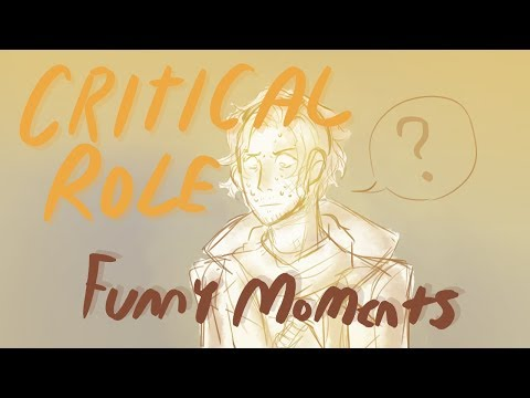 More Critical Role Funny Moments (Animatic)