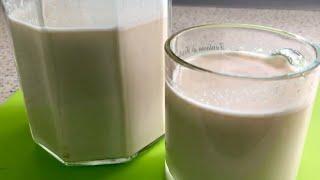 Овсяное молоко. Рецепт для здоровья.
