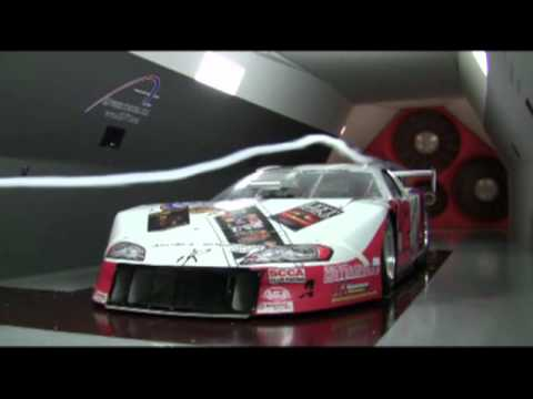 Racecar Wind Tunnel Test