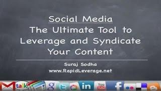 Social Media - Designer