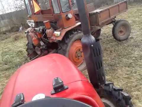 traktorid t16 & t28