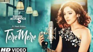 Tere Mere  darmiyan  Neeti Mohan Song Lyrics WhatsApp  video  status 💞 ŚĎ STATUS QUEEN 💞