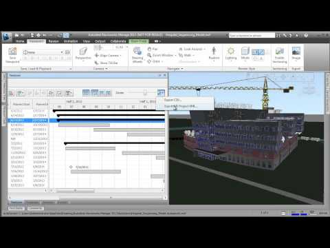 Planning & Logistics using Autodesk Construction Solutions