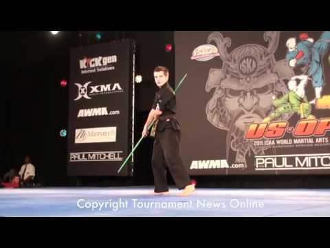 Jackson Rudolph US Open ISKA World Martial Arts Championship 2011