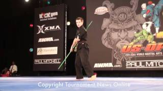 Jackson Rudolph US Open ISKA World Martial Arts Championship 2011