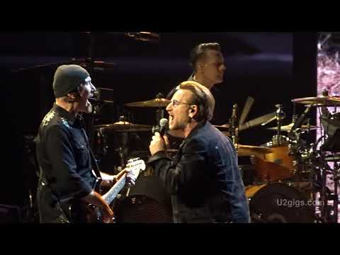 U2 Mumbai Trip Through Your Wires 2019-12-15 - U2gigs.com