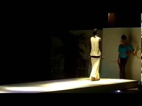 Fashion show Gambia