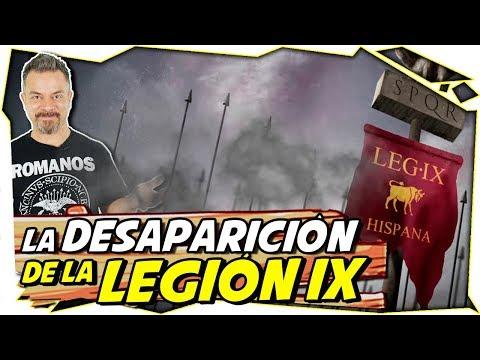 la-increíble-desaparición-de-la-legiÓn-ix-hispana-|-historias-de-la-historia