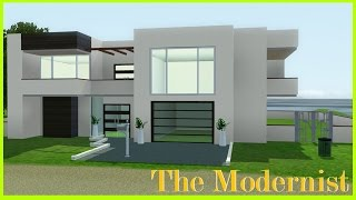 The Sims 3| The Modernist Home | Part 1