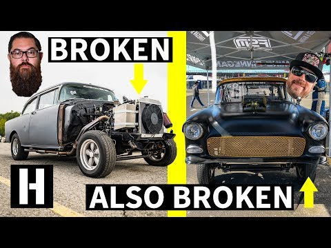 Can a Junkyard LS Motor Save the Day? Chase Vs Finnegan, Hoonigan vs Roadkill: Who Will Win?