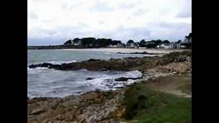 CARNAC : plages et alignements (menhirs) - MORBIHAN