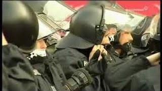 Polizeigewalt Deutschland - ARD Panorama - Prügelnde Polizisten, Gewalt ohne Folgen