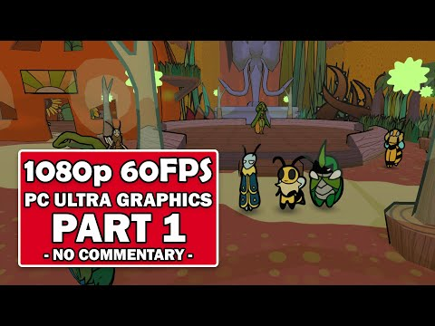 BUG FABLES: THE EVERLASTING SAPLING Gameplay Walkthrough PART 1 [1080p HD 60FPS PC] - No Commentary
