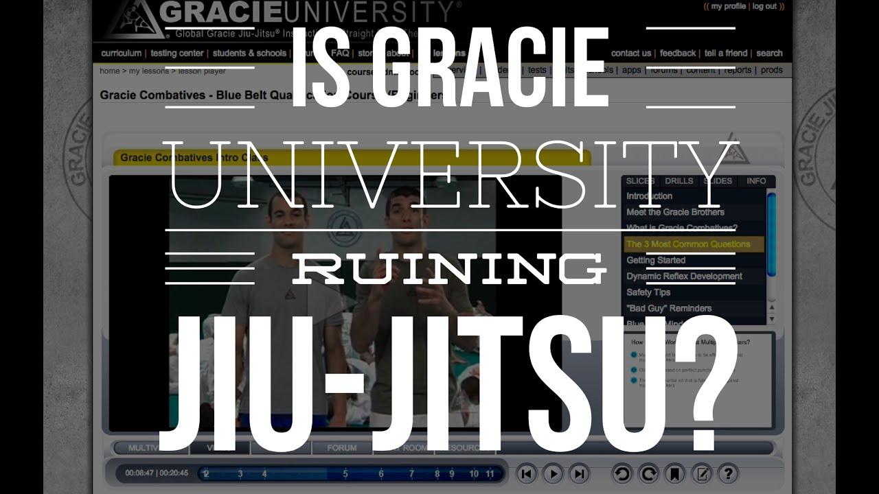 GRACIE UNIVERSITY: Global Gracie Jiu-Jitsu Instruction – Straight