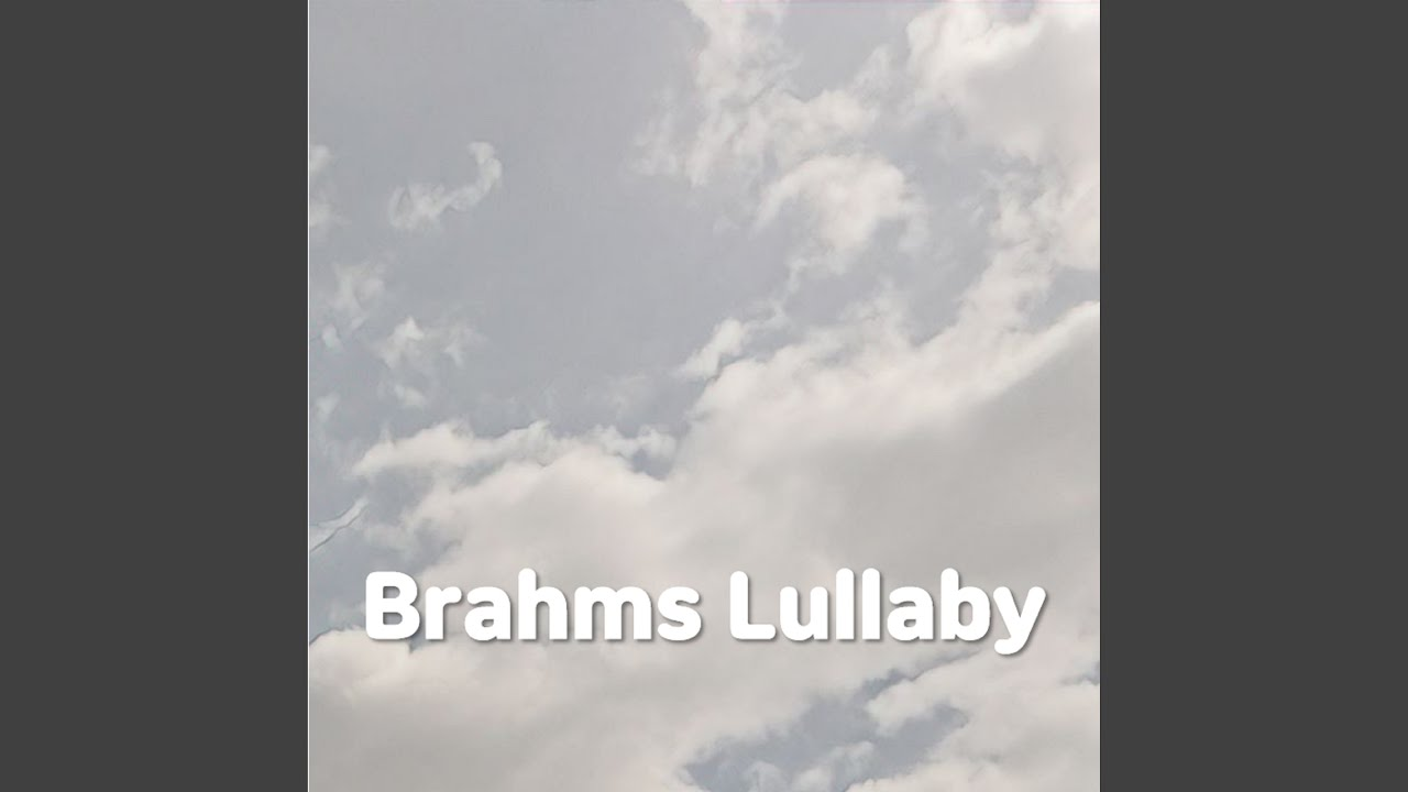 Brahms Lullaby (Vacuum Cleaner Sound White Noise Baby Kid ...