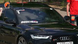 BMW M5 F90 Stock  vs Audi RS6 C7 stage 2 (750 HP)