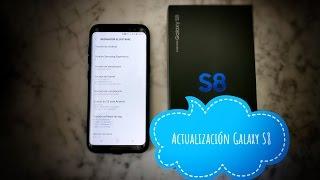 ACTUALIZACION DEL GALAXY S8 (bluetooth y bateria mejoradas)