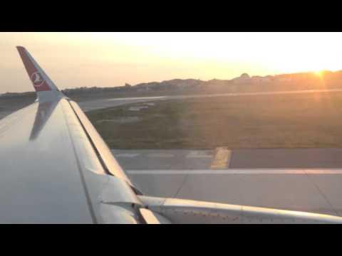 Turkish Airlines   Airbus A321-231(SL)   Istanbul Atatürk to London Heathrow   TC-JTE