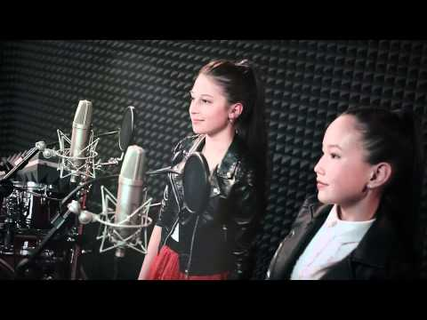 Tolmachevy Sisters SHINE OFFICIAL Video (Eurovision 2014 Russia)