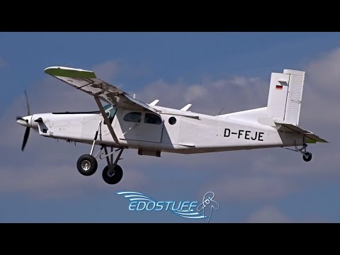 Pilatus PC-6/B2-H4 Turbo Porter D-FEJE - Piket Airfield Sinj LDSS