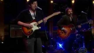 Grizzly Bear on Late Late Show