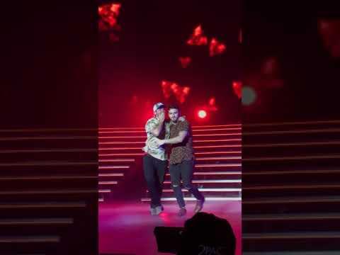 Proposal! Backstreet Boys Shape of My Heart x Las Vegas #LargerThanLife Residency