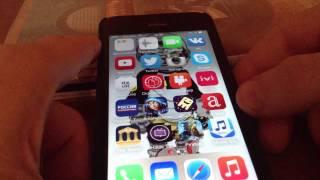 Обзор игр и приложений на моём телефоне . Часть 1