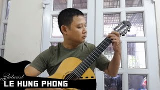 Sometime When We Touch - Le Hung Phong Solo Guitar