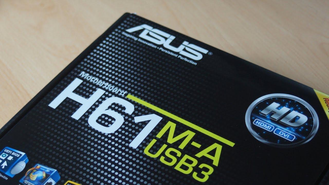 ASUS H61M-A/USB3 Driver Windows