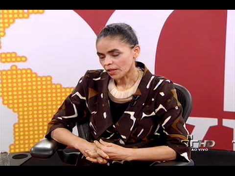 Marina Silva fala sobre as relações do Brasil com o Irã e com Cuba