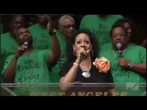 For Thou Oh Lord Baron Cage by The West Angeles Church of God In Christ Choir Led by Dr Ju