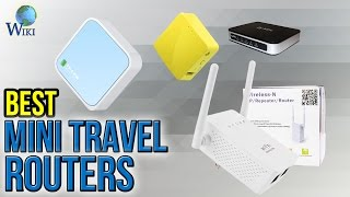 8 Best Mini Travel Routers 2017