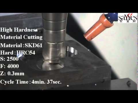 High Hardness Material Cutting
