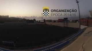Boavista Futebol Clube da Praia - Pré-Época 2014/2015- Organização
