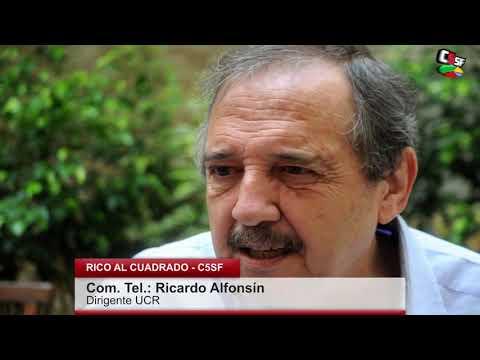 Alfonsín: Le pidieron esfuerzo solamente a los sectores populares