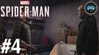 New Suit, who this? - Blind Let's Play Spider-Man Episode #4
