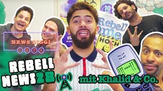 Rebell News #28 mit Khalid Bounouar & Co.