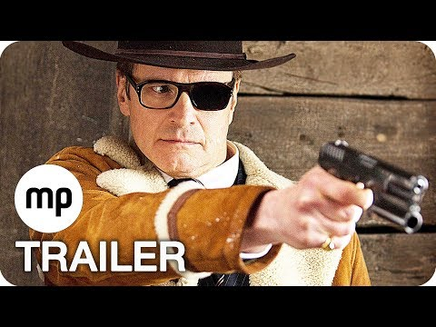 Kingsman 2: The Golden Circle Film Clip & Trailer German Deutsch (2017)