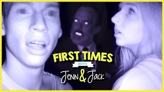 HAUNTED GHOST TOUR w/ JENNXPENN AND THATSOJACK   FIRST TIMES EP. 4