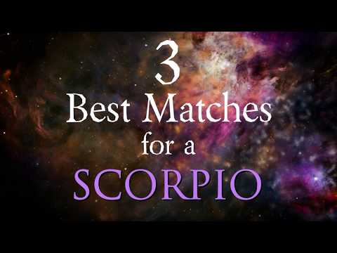 3 Best Compatibility Matches For Scorpio Zodiac Sign
