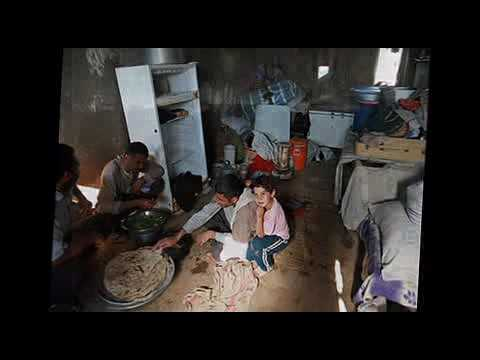 The living conditions of Irans Arab population