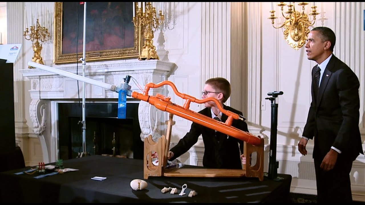 Announcing The First Ever White House Maker Faire Youtube