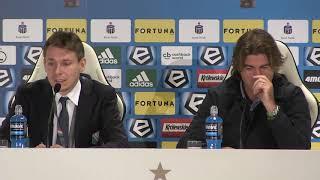 Sa Pinto po meczu Legia - Wisła: Nie wiem, co sięstało