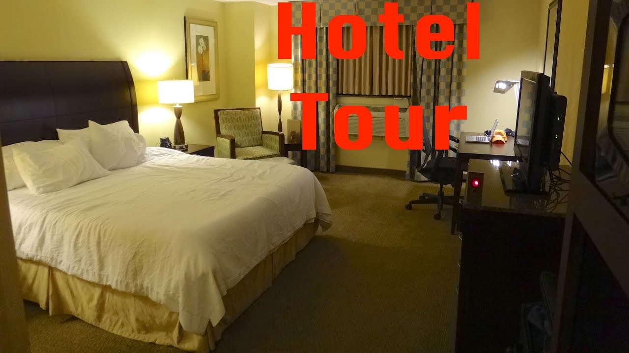 Hotel Tour: Hilton Garden Inn Mankato MN - YouTube